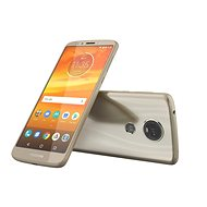 Motorola Moto E5 Plus Gold - Mobile Phone