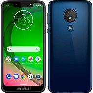 Motorola Moto G7 Play Blue - Mobile Phone