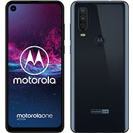 Motorola Moto One Action Blue - Mobile Phone
