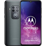 Motorola One Zoom, Grey - Mobile Phone