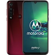 Motorola Moto G8 Plus red - Mobile Phone
