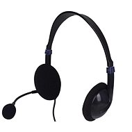 Sandberg SAVER USB Headset with Microphone, Black - Headphones