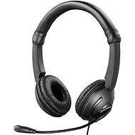 Sandberg MiniJack SAVER Headset with Microphone, Black - Headphones