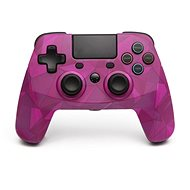 SNAKEBYTE GAME: PAD 4 S WIRELESS BUBBLEGUM CAMO
