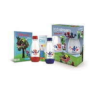 SodaStream Children's Set of 2 Žížaláci bottles