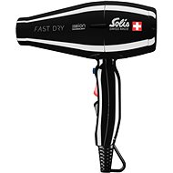 Solis Fast Dry, Black - Hair Dryer