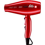 Solis Fast Dry, Red - Hair Dryer