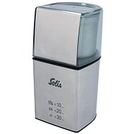 Solis Mulinetto stainless steel - Coffee Grinder