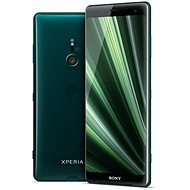 Sony Xperia XZ3 Green - Mobile Phone