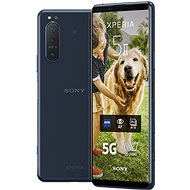 Sony Xperia 5 II Blue - Mobile Phone