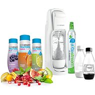 SodaStream JET WHITE Lady's Pack