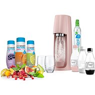 SodaStream SPIRIT Pink Lady's Pack