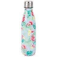 CAMBRIDGE FLAMINGO JUNGLE 500ML FLASK BOTTLE