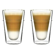 Aramoro Latté, Double-walled, 180ml, 2 pcs - Glass Set