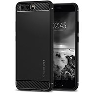 Spigen Rugged Armor Black Huawei P10 - Mobile Case