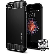 SPIGEN Rugged Armor Black iPhone S/5s/5 - Mobile Case