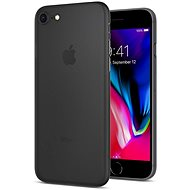 Spigen Air Skin Black iPhone 8 - Mobile Case