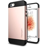 SPIGEN Slim Armor Rose Gold iPhone SE/5s/5