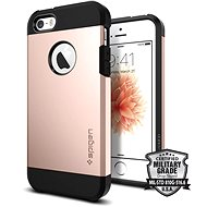 SPIGEN Tough Armour Rose Gold iPhone SE/5s/5