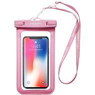 Spigen Velo A600 Waterproof Phone Case Pink - Case for mobile phone