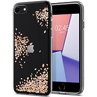 Spigen Liquid Crystal Shine Blossom iPhone 7/8 - Mobile Case