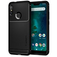 Spider Rugged Armor Black Xiaomi A2 Lite/Redmi 6 Pro