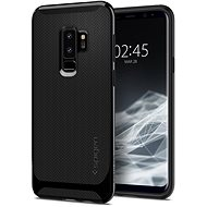 Spider Neo Hybrid Shiny Black Samsung Galaxy S9+ - Protective Case