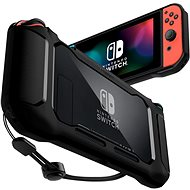 Spigen Rugged Armour, Black, Nintendo Switch - Protective Case