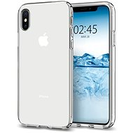 Mobile Case Spigen Liquid Crystal Clear iPhone XS/X - Kryt na mobil