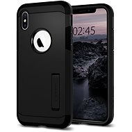 Spigen Tough Armor Black iPhone XS/X - Mobile Case