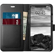 Spigen Wallet S Black iPhone XS/X - Mobile Case