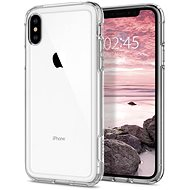 Spigen Crystal Hybrid Clear iPhone XS/X
