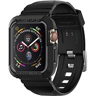 Spigen Rugged Armor Pro Black Apple Watch 6/SE/5/4 44mm