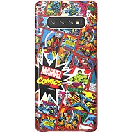 Samsung Marvel Comics Cover for Galaxy S10+ - Mobile Case