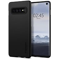 Spigen Thin Fit Black Samsung Galaxy S10 - Mobile Case