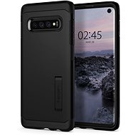 Spigen Tough Armor Black Samsung Galaxy S10 - Mobile Case