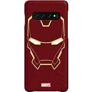 Samsung Iron Man Cover for Galaxy S10 - Mobile Case