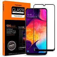 Spigen Glass FC HD Black Samsung Galaxy A50 - Glass protector