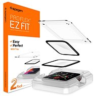 Spigen Pro Flex EZ Fit, 2-Pack, Apple Watch 5/4, 44mm - Glass protector
