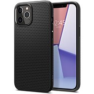 Spigen Liquid Air, Black, iPhone 12 Pro Max