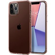 Spigen Crystal Flex, Rose, iPhone 12/iPhone 12 Pro