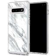 Spigen Ciel By CYRILL Cecile Case, Marble, for Samsung Galaxy S10+ - Mobile Case