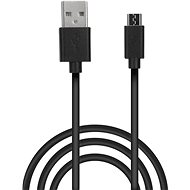 Speedlink STREAM Play & Charge USB Cable - for PS4, Black - Data Cable