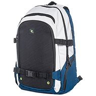 Rip Curl POSSE TECH BLOCKER Gray - City backpack