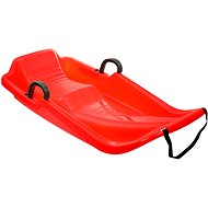 Sulov Olympic red snow sledge - Bobsleigh