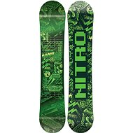 Nitro Ripper Kids Green - Snowboard