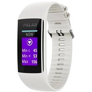 Polar A370 White M/L - Fitness Tracker