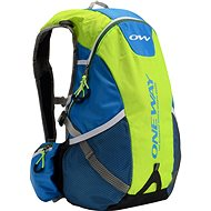 One Way Back Bag 20L Yellow-Black - Sports backpack