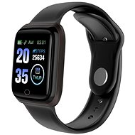 CUBE1 Smart Band C36, Black - Smartwatch