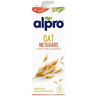 Alpro unsweetened oatmeal 8x1l - Herbal Drink